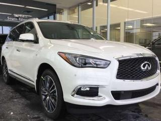 Used 2018 Infiniti QX60 EXECUTIVE DEMO DELUXE TOURING PACKAGE for sale in Edmonton, AB