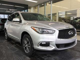 Used 2018 Infiniti QX60 EXECUTIVE DEMO, PREMIUM PACKAGE for sale in Edmonton, AB