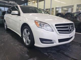 Used 2011 Mercedes-Benz R-Class BlueTEC, NAVI, SUNROOF, HEATED SEATS for sale in Edmonton, AB