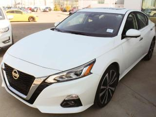 New 2019 Nissan Altima BACK UP CAMERA NAVIGATION LEATHER HEATED SEATS for sale in Edmonton, AB