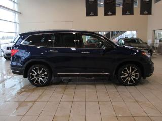 New 2019 Honda Pilot Touring DVD Back Up Cam Heated Leather for sale in Red Deer, AB