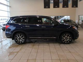 New 2019 Honda Pilot Touring Navigation Power Liftgate Remote Start for sale in Red Deer, AB