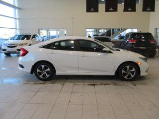 New 2019 Honda Civic Sedan LX Heated Seats Back Up Cam Bluetooth for sale in Red Deer, AB