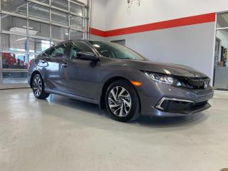 Used 2019 Honda Civic Sedan EX for sale in Red Deer, AB