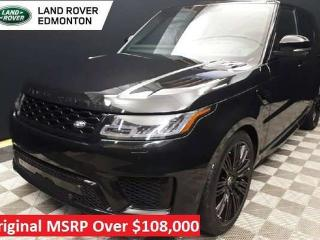 Used 2018 Land Rover Range Rover Sport HSE Dynamic for sale in Edmonton, AB