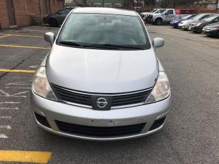 Used 2009 Nissan Versa 1.8 S for sale in Scarborough, ON