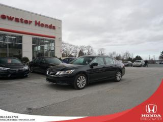 Used 2015 Honda Accord LX - FRESH OFF LEASE - MANUAL for sale in Bridgewater, NS