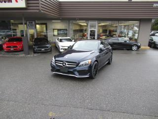 Used 2016 Mercedes-Benz C-Class C300 4MATIC for sale in Langley, BC