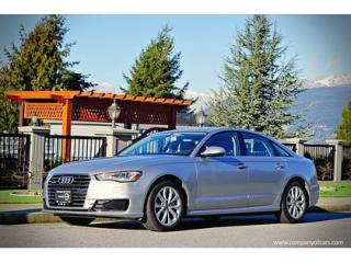 Used 2016 Audi A6 - for sale in Vancouver, BC