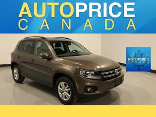 Used 2015 Volkswagen Tiguan Trendline 4-MOTION for sale in Mississauga, ON