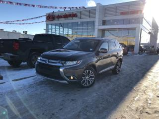 Used 2016 Mitsubishi Outlander GT don't pay for 6 months on now for sale in Red Deer, AB