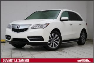 Used 2016 Acura MDX Gps T.ouvrant for sale in Montréal, QC