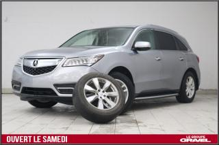 Used 2016 Acura MDX Elite Sieges for sale in Montréal, QC