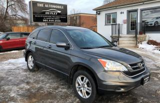 Used 2011 Honda CR-V EX AWD SUNROOF NO ACCIDENT for sale in Mississauga, ON