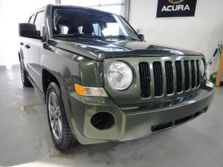 Used 2009 Jeep Patriot North,4X4,ALL SERVICE RECORDS,0 CLAIM for sale in North York, ON