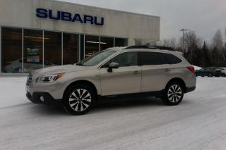 Used 2016 Subaru Outback 3.6R w/Limited & Tech Pkg for sale in Minden, ON