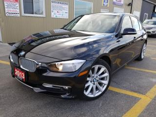 Used 2013 BMW 3 Series -AWD-PWR SUNROOF-LEATHER-HEATED SEATS/STEERING WHE for sale in Tilbury, ON