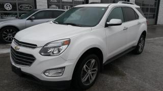 Used 2017 Chevrolet Equinox Premier for sale in Guelph, ON