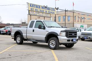 Used 2006 Ford F-250 XLT 4X4 for sale in Brampton, ON