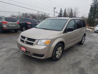 Used 2009 Dodge Grand Caravan SE for sale in Stouffville, ON
