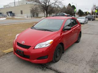 Used 2014 Toyota Matrix ~AUTO~POWER OPTIONS~BLUETOOTH~CERTIFIED for sale in Toronto, ON