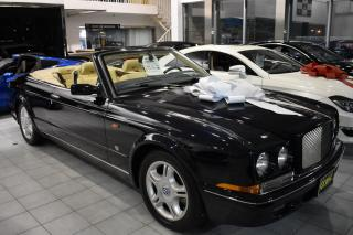 Used 2001 Bentley Azure FEBRUARY BLOWOUT! AZURE MULLINER WIDE-BODY for sale in Oakville, ON