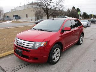 Used 2010 Ford Edge Sport~AWD~PANORAMIC ROOF~ALL POWER OPTIONS~ for sale in Toronto, ON