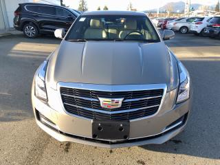 Used 2017 Cadillac ATS Luxury AWD for sale in Duncan, BC