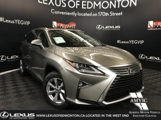 New 2019 Lexus RX 350 Standard Package for sale in Edmonton, AB