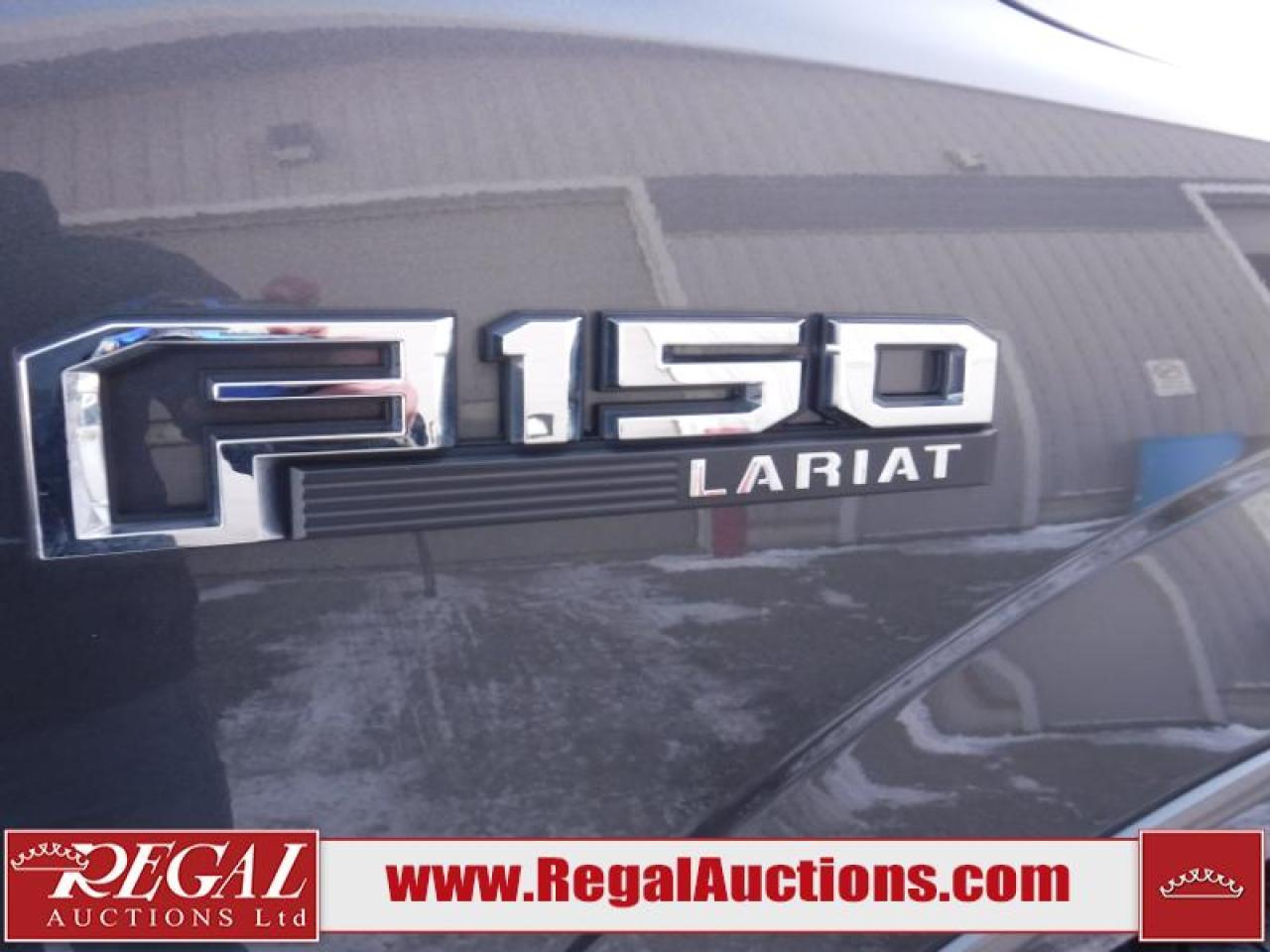 2016 Ford F-150 LARIAT SUPERCREW SWB 4WD 5.0L