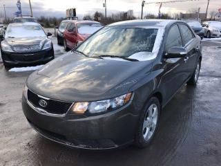 Used 2010 Kia Forte EX for sale in Gloucester, ON