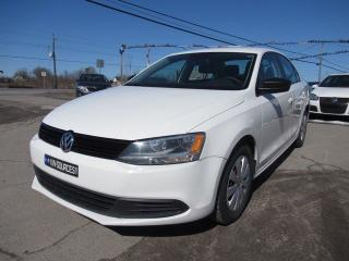 Used 2013 Volkswagen Jetta comfortline for sale in Gloucester, ON