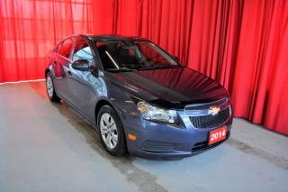 Used 2014 Chevrolet Cruze LT | Connect Pkg | One Owner | + Snow Tires for sale in Listowel, ON