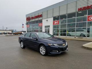 Used 2018 Chevrolet Impala LT | Sunroof | Leather | Remote Start for sale in Stratford, ON