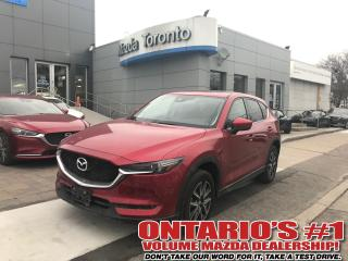 Used 2018 Mazda CX-5 GT for sale in Toronto, ON