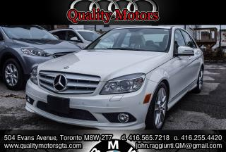 Used 2010 Mercedes-Benz C-Class C300 4MATIC for sale in Etobicoke, ON