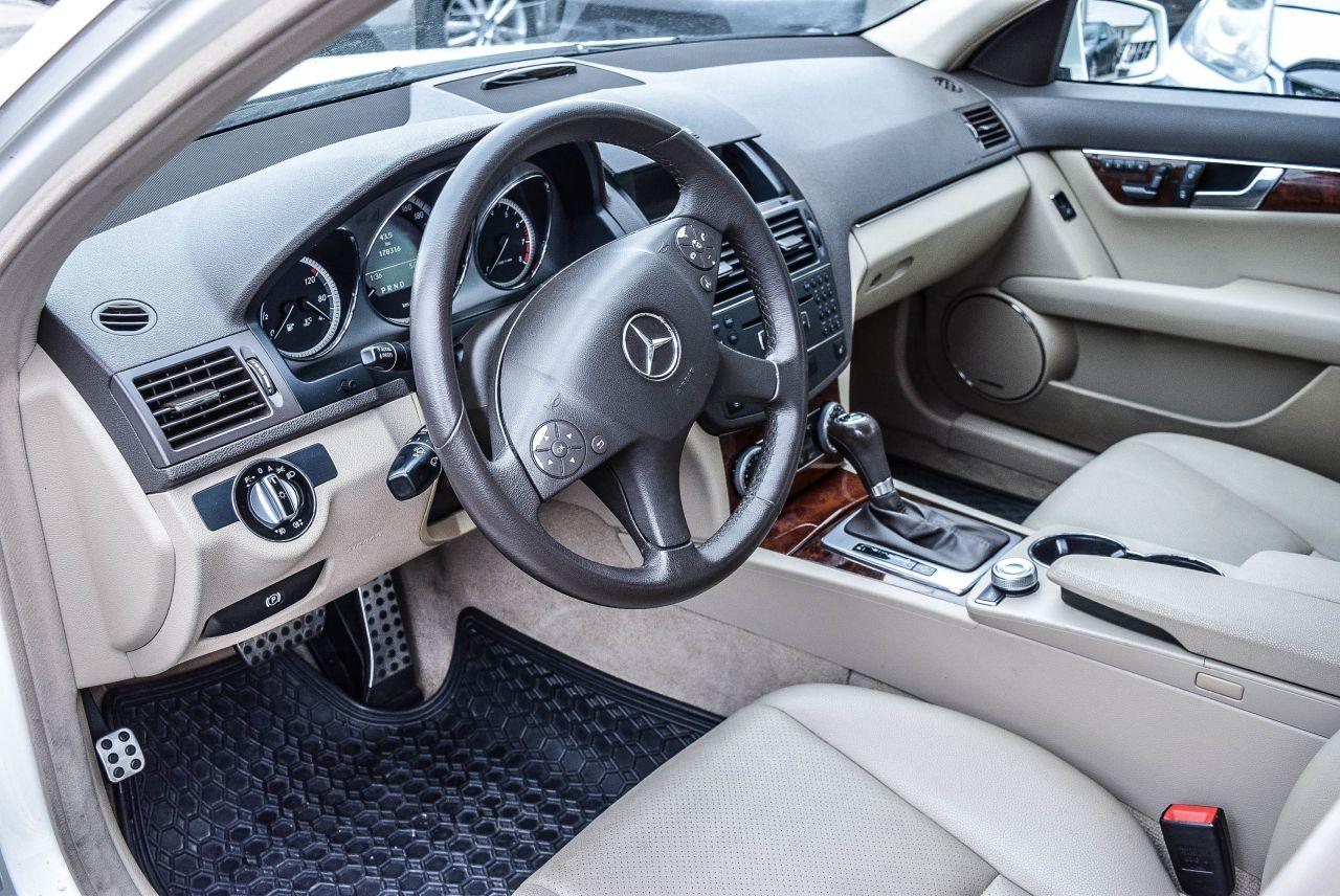 2010 Mercedes-Benz C-Class | Quality Motors