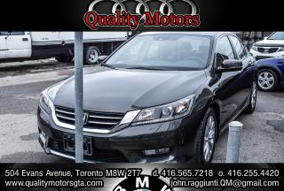 Used 2014 Honda Accord EX-L for sale in Etobicoke, ON