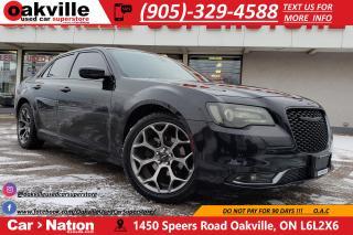 Used 2015 Chrysler 300 S | PANOROOF | NAV | HTD SEATS | TASTEFUL UPGRADES for sale in Oakville, ON