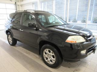 Used 2001 Acura MDX 3.5L NO ACCIDENTS CLEAN CARPROOF for sale in Toronto, ON