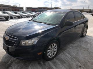 Used 2011 Chevrolet Cruze LS, CLEAN CAR! for sale in Brampton, ON