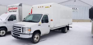 Used 2016 Ford Econoline E-350 Super Duty for sale in Kitchener, ON