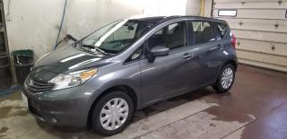 Used 2016 Nissan Versa Note S for sale in Kitchener, ON