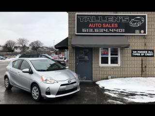Used 2013 Toyota Prius C for sale in Kingston, ON
