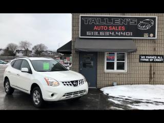 Used 2011 Nissan Rogue S for sale in Kingston, ON