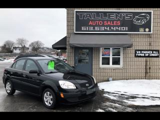 Used 2009 Kia Rio for sale in Kingston, ON