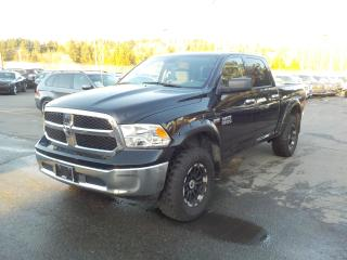 Used 2013 Dodge Ram 1500 SLT Crew Cab Short Box 4WD for sale in Burnaby, BC