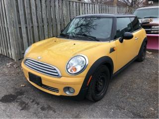 Used 2008 MINI Cooper Hardtop TWO SETS OF TIRES for sale in St Catharines, ON