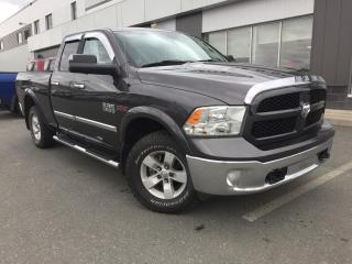 Used 2014 RAM 1500 OUTDOORSMAN QUAD ECODIESEL for sale in Ste-Marie, QC