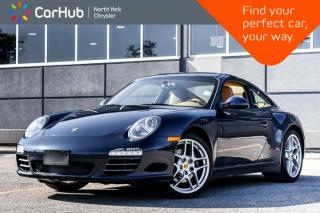 Used 2011 Porsche 911 Carrera|Sunroof|BoseAudio|Nav|HeatFrontSeats|KeylessEntry for sale in Thornhill, ON